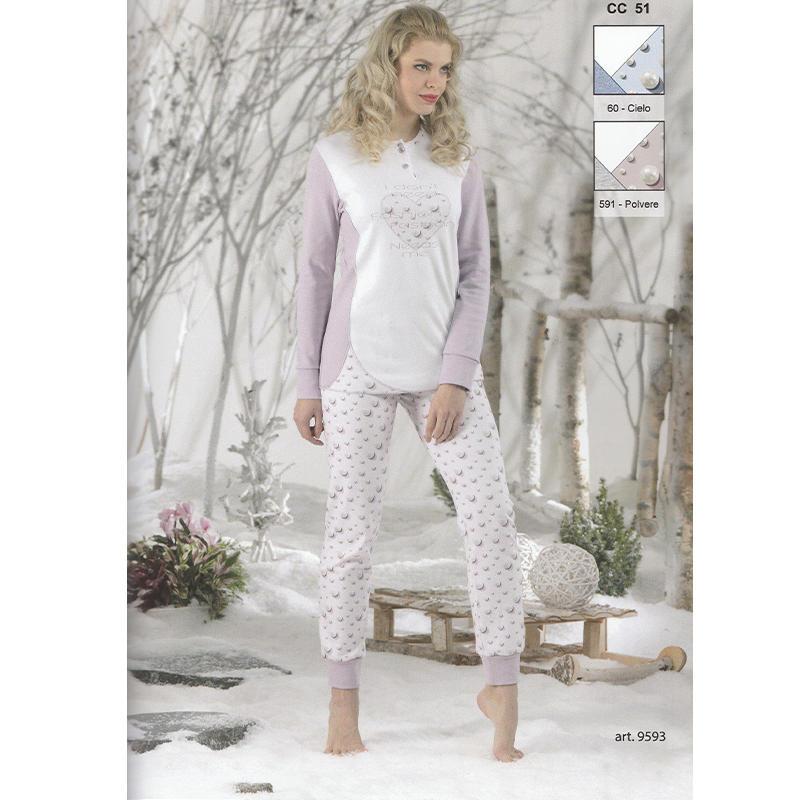 f6ce2d1fb562 PIGIAMA DONNA INTERLOCK - Catalogo Ingrosso Abbigliamento e ...