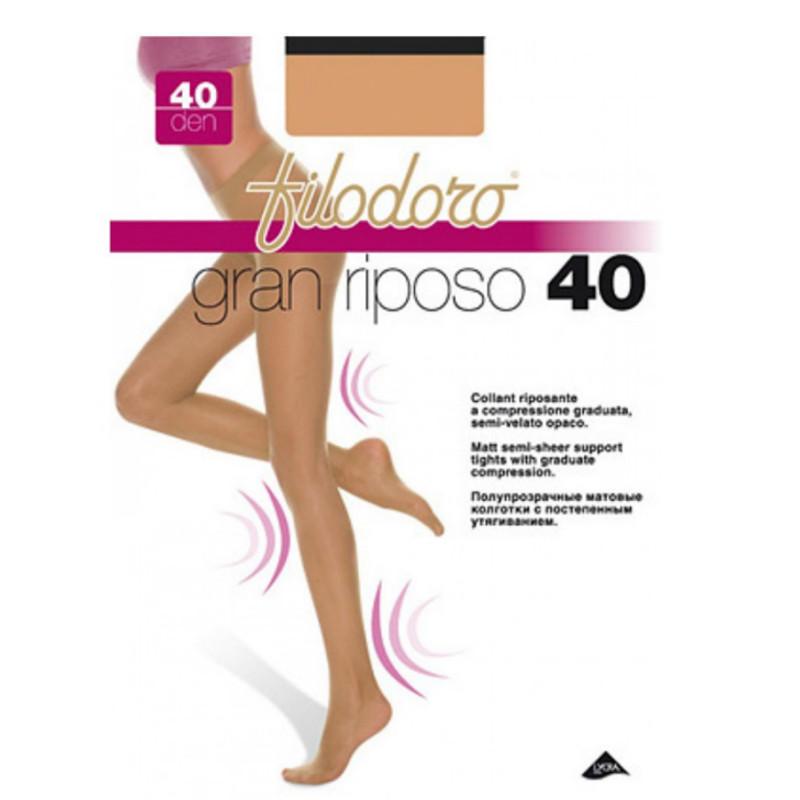Gran Riposo 40 Gruppo 3 collant Filodoro art