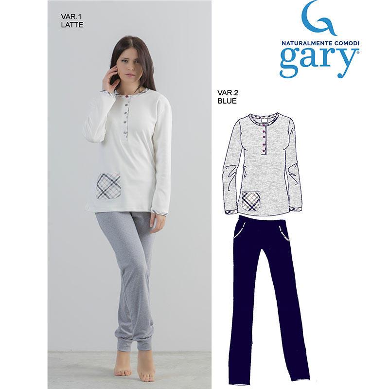 PIGIAMA DONNA INTERLOCK Catalogo Ingrosso Abbigliamento e